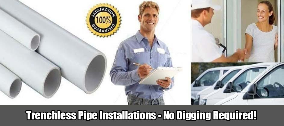 Environmental Pipe, Inc. Trenchless Pipe Installation